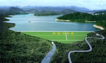 华强沟水库